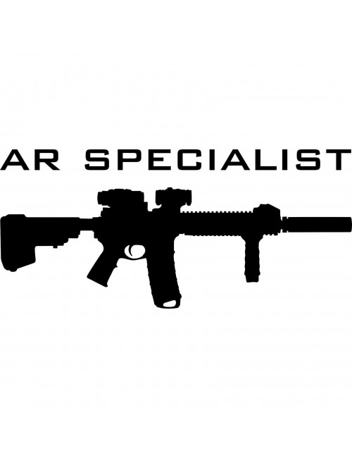 AR Specialist decal