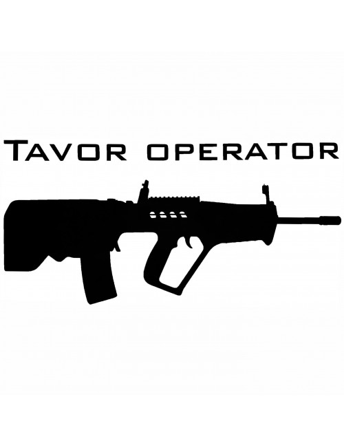 Tavor Operator decal