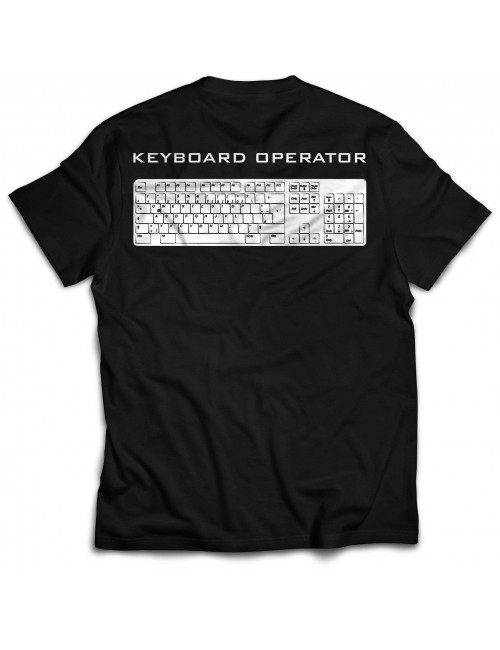 Keyboard Operator T-shirt