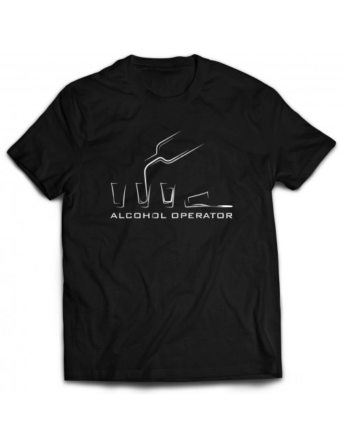 Alcohol Operator T-shirt