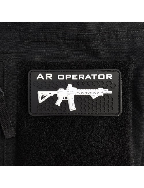 AR Operator PVC Patch