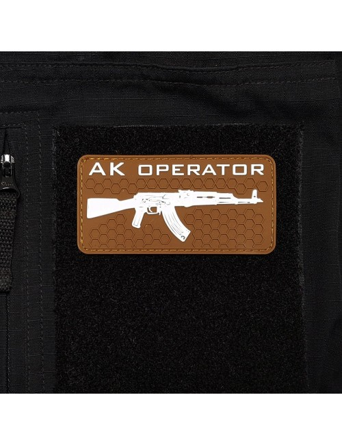 AK Operator PVC Patch