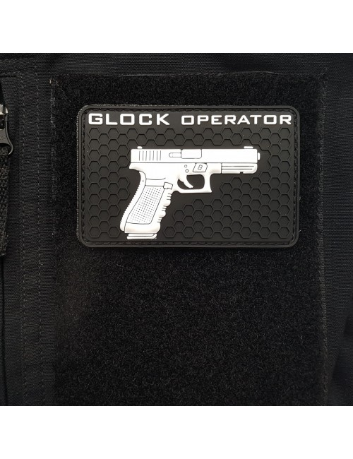 Glock Operator PVC Patch