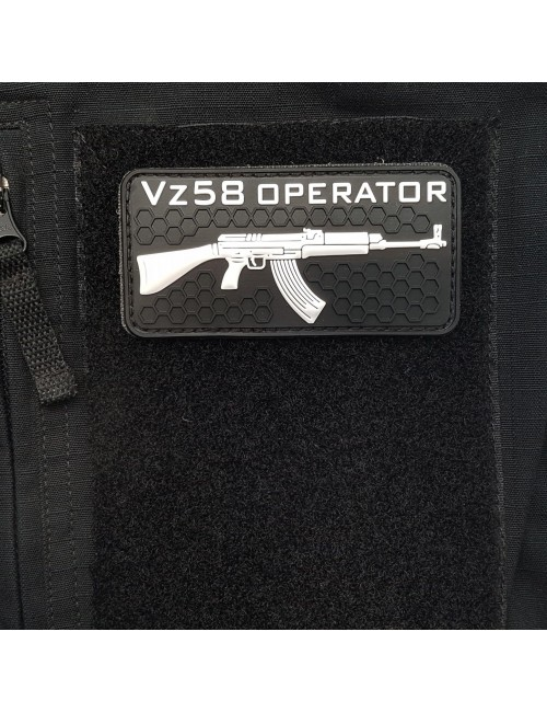 Vz58 Operator PVC Patch