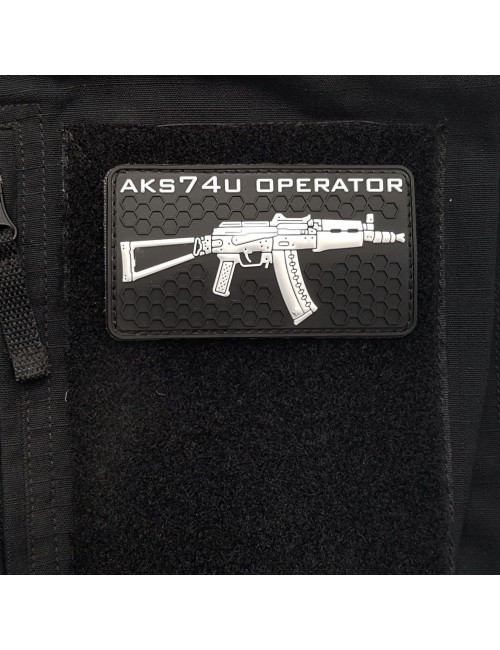 AKS74U Operator PVC Patch