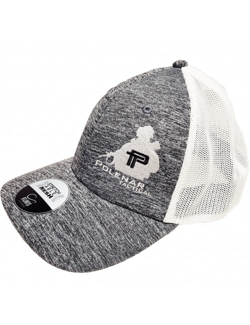 Polenar Tactical Cap - Grey/White