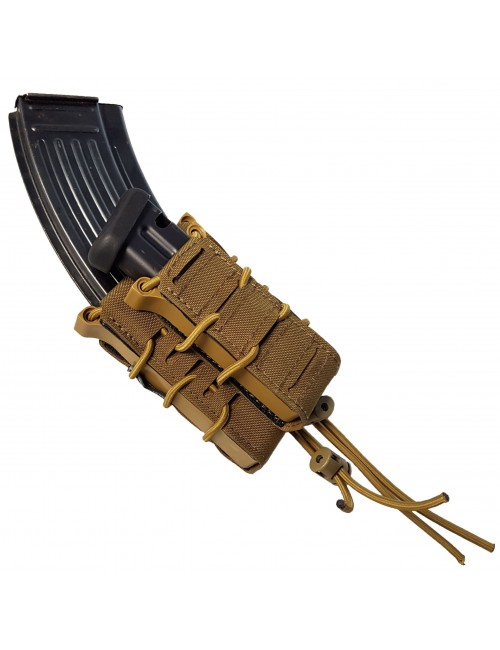 Rifle+Pistol Mag Pouch | Coyote Brown