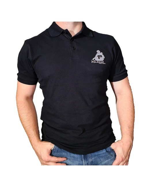 Casual Polo | Embroidered logo